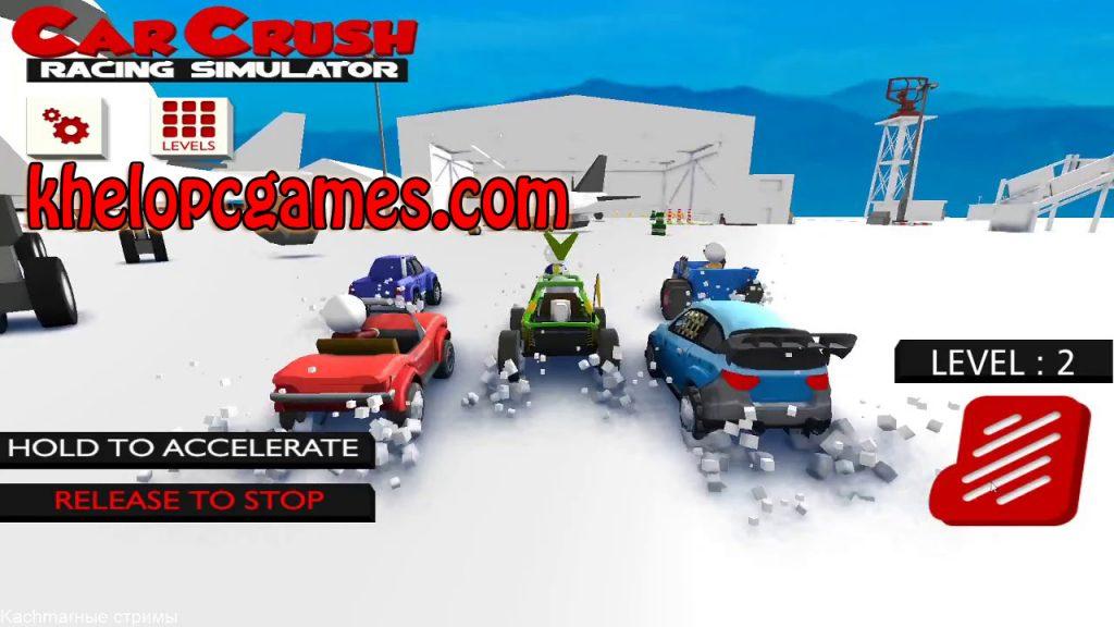 Car Crush Racing Simulator CODEX PC Game + Torrent Free Download