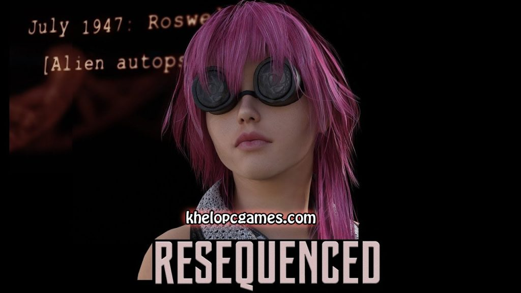 RESEQUENCED CODEX PC Game + Torrent Free Download