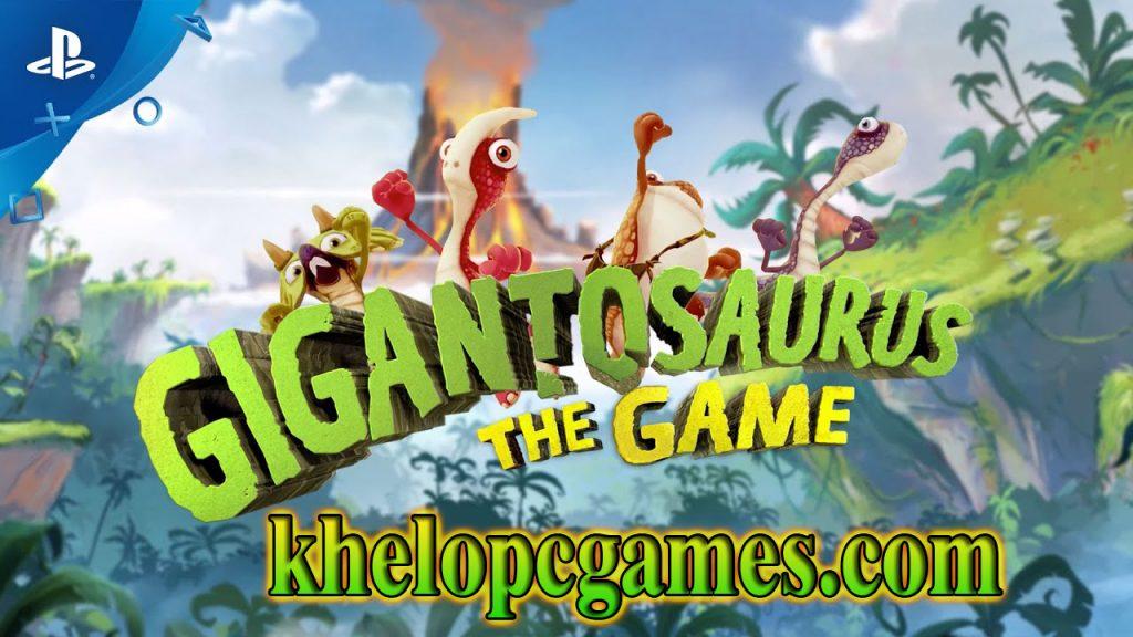 Gigantosaurus The Game Full Version 2020 Free Download