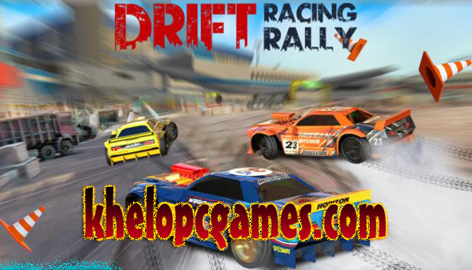 Drift Racing Rally PC Game + Torrent Free Download