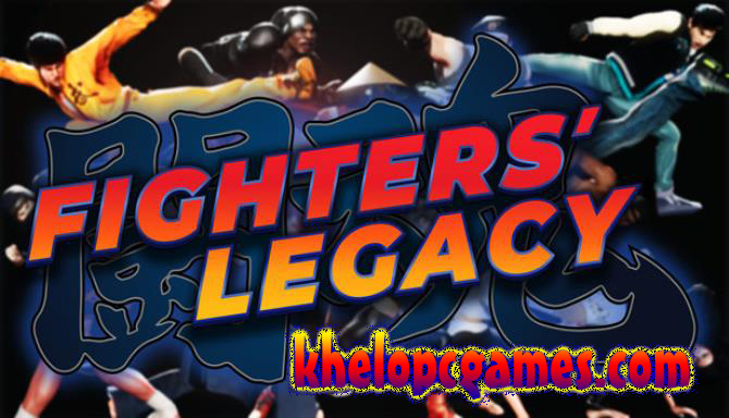 Fighters Legacy PC Game + Torrent Free Download Full Version